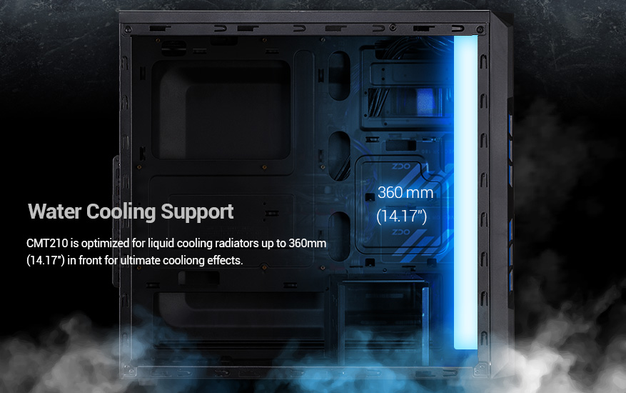 water cooling support