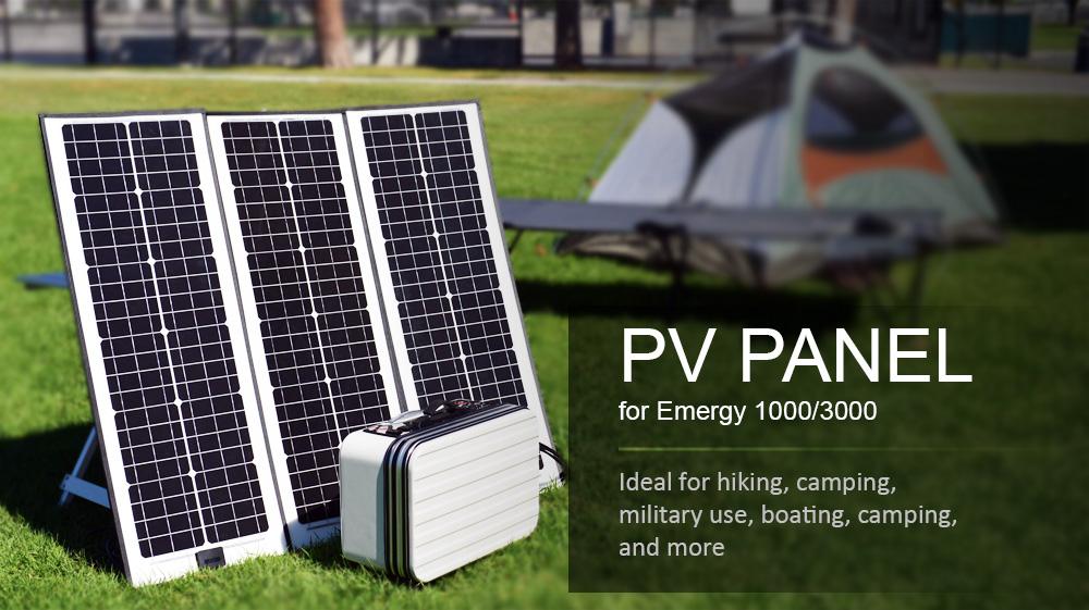 PV Panel for Emergy/3000