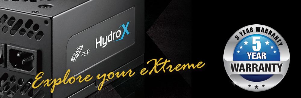 FSP Group Hydro X PSU Warranty