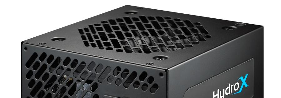 FSP Group Hydro X Hot Core Fan Control Design