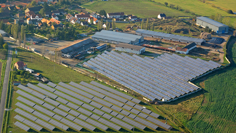 FSP Solar Power Plant
