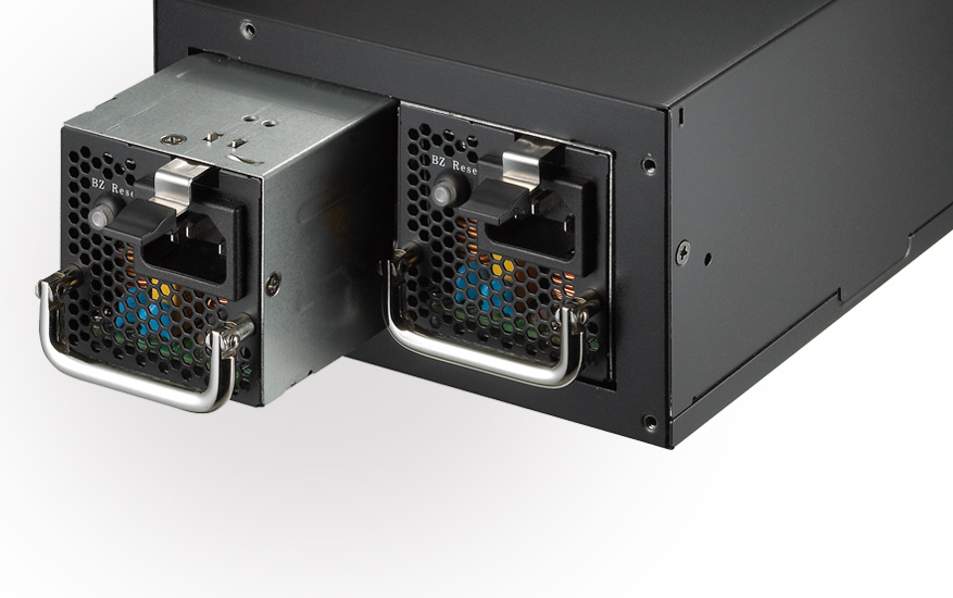 FSP Group Twins Hot Swappable Modules Design