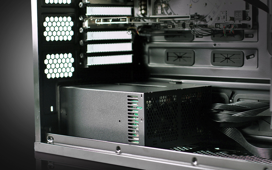 FSP Group Twins Server-grade & Stable Power Supply Provider