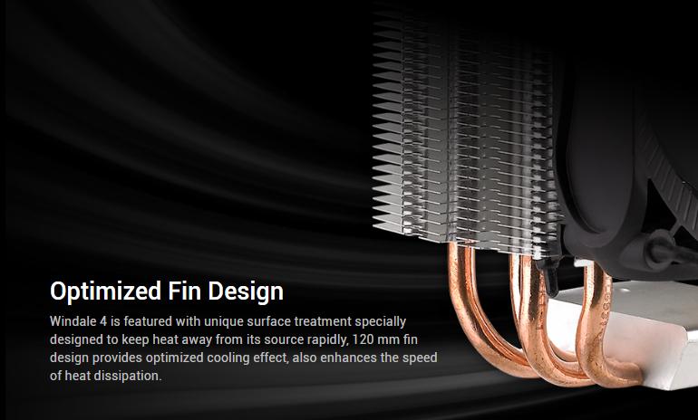 Optimized Fin Design