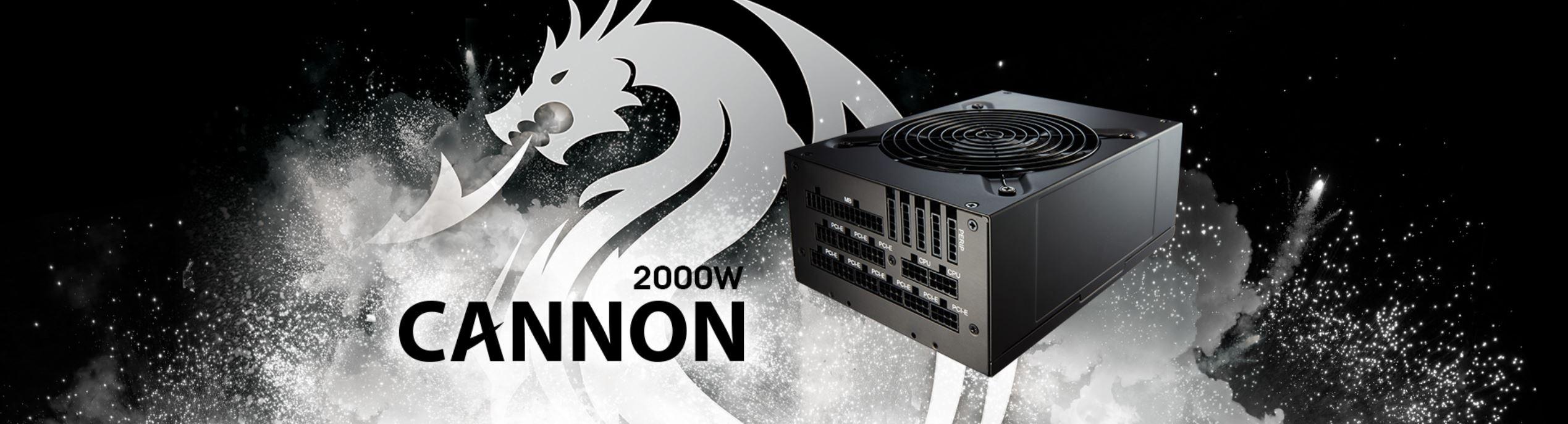 CANNON 2000