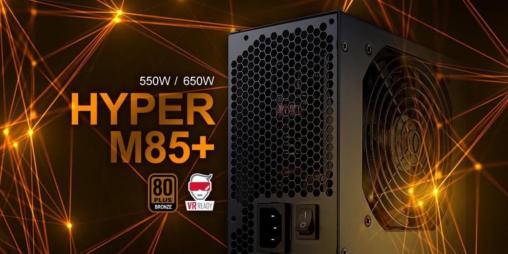 Hyper M85+ Series