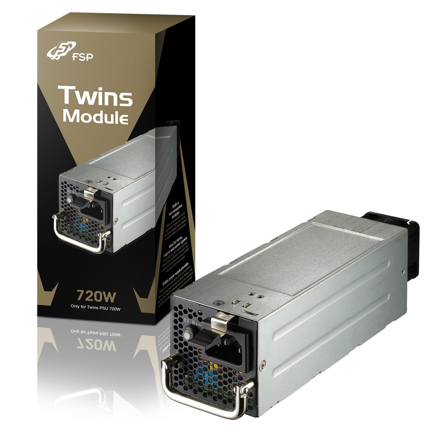 Twins Replacement Module 720W for Twins 700W PSU