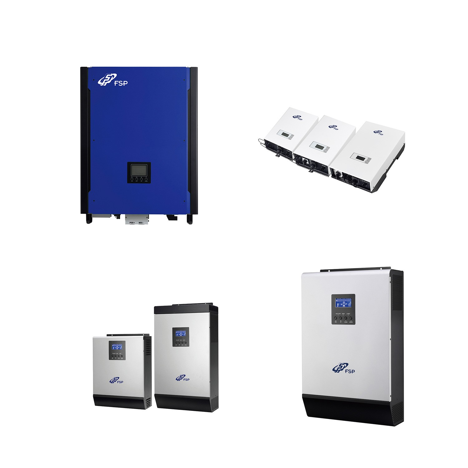 String inverters (please contact us for purchasing needs)